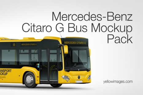 Download 30 Best Bus Mockup Templates Free And Bus Advertising Mockup Candacefaber PSD Mockup Templates