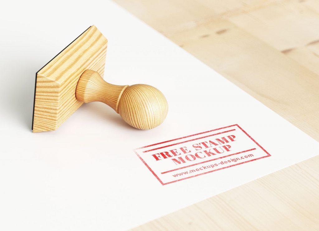 50 Stamp Mockup Premium And Free Design Candacefaber