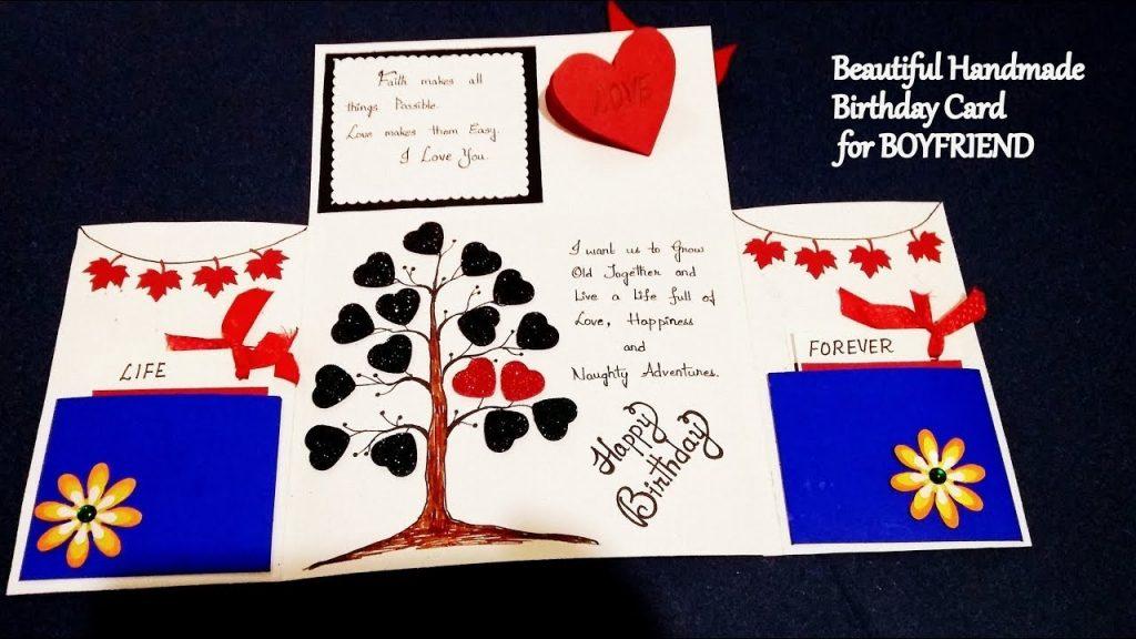 Fabulous Birthday Card For Boyfriend - Candacefaber