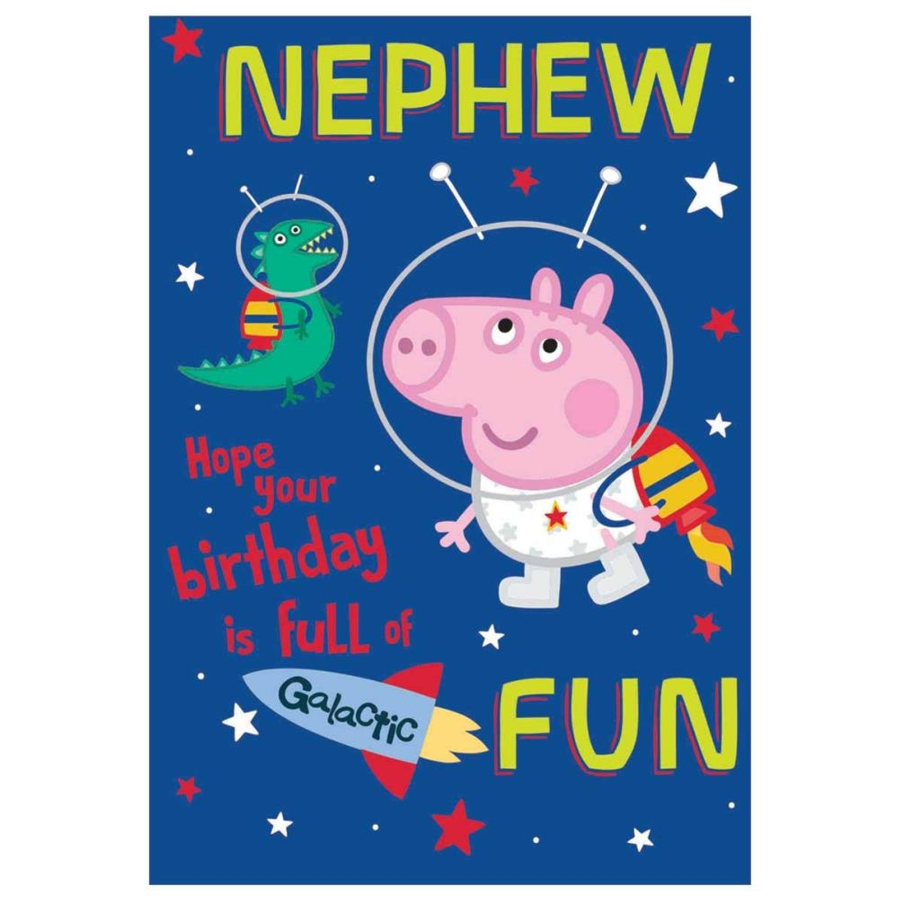 The Interesting Birthday Cards For Nephew Special Days ...
